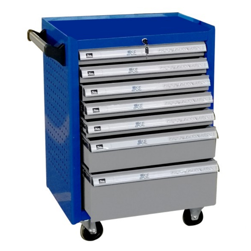 Hot Sale 7 Drawers Roller Cabinet